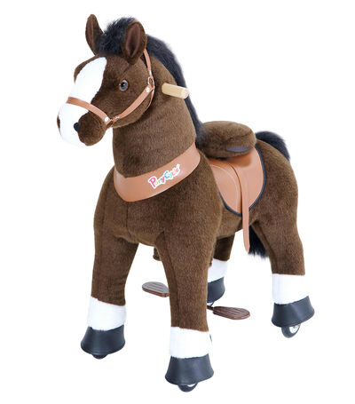Montable Caballo Chocolate, , large