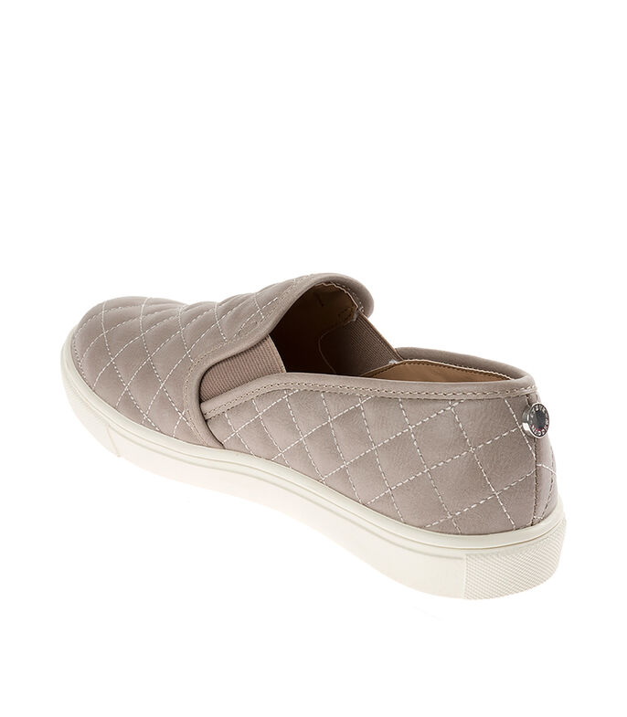 Tenis Casuales Mujer, GRIS, large