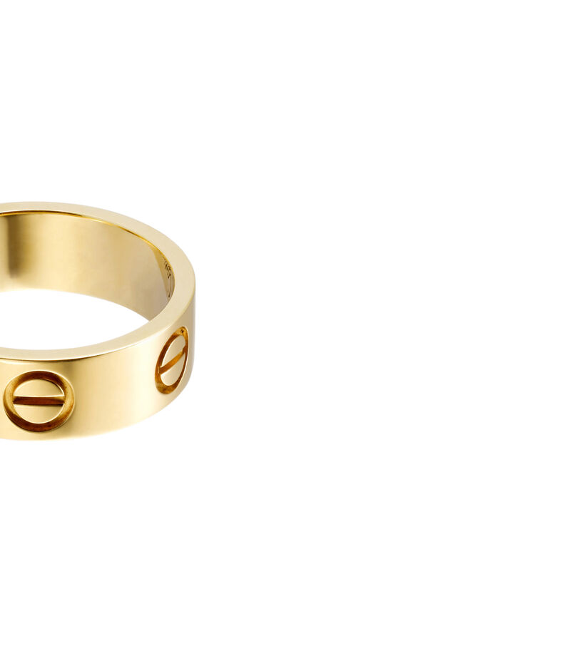 Anillo Love Oro Amarillo, , editorial