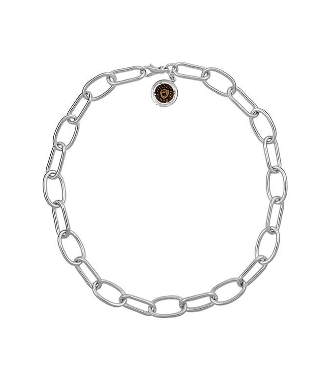 Aristocrazy Collar en plata Mujer, , large