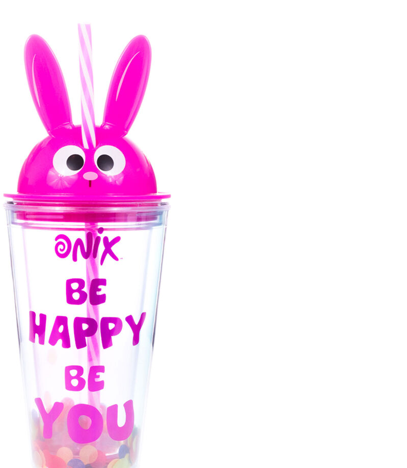 Vaso Happy multicolor, , editorial