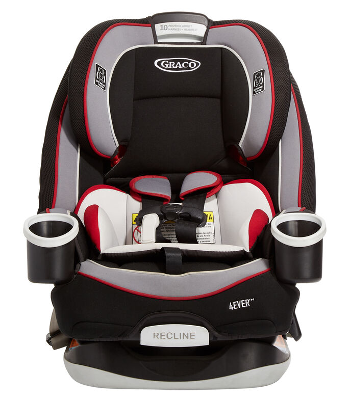 Graco Autoasiento Convertible 4Ever All-in-One Negro, , large