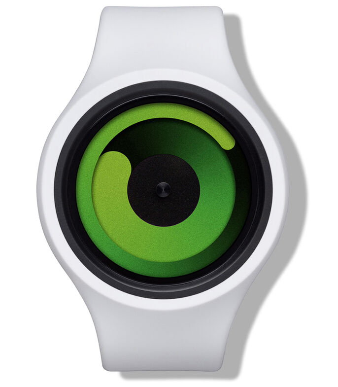Reloj Gravity Snow Green Unisex, , large