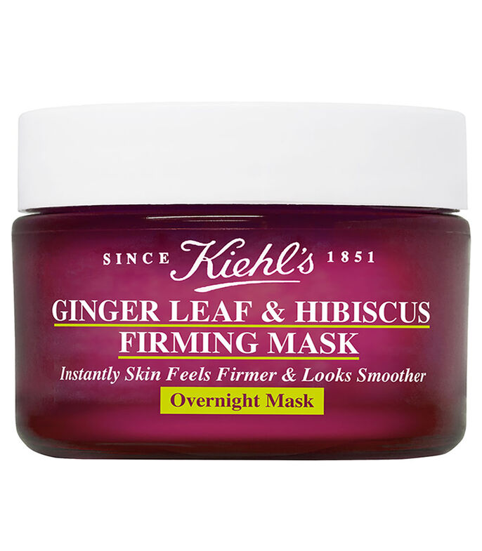Ginger Leaf & Hibiscus Firming Mask, , large