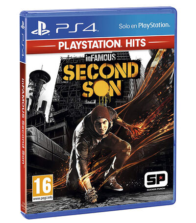 Infamous Second Son Hits PS4, , large