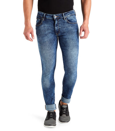 Jeans Skinny Fit Hombre, , large