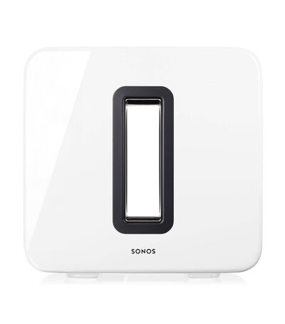 Sonos Sub El Subwoofer inalámbrico para graves profundos color blanco, , large