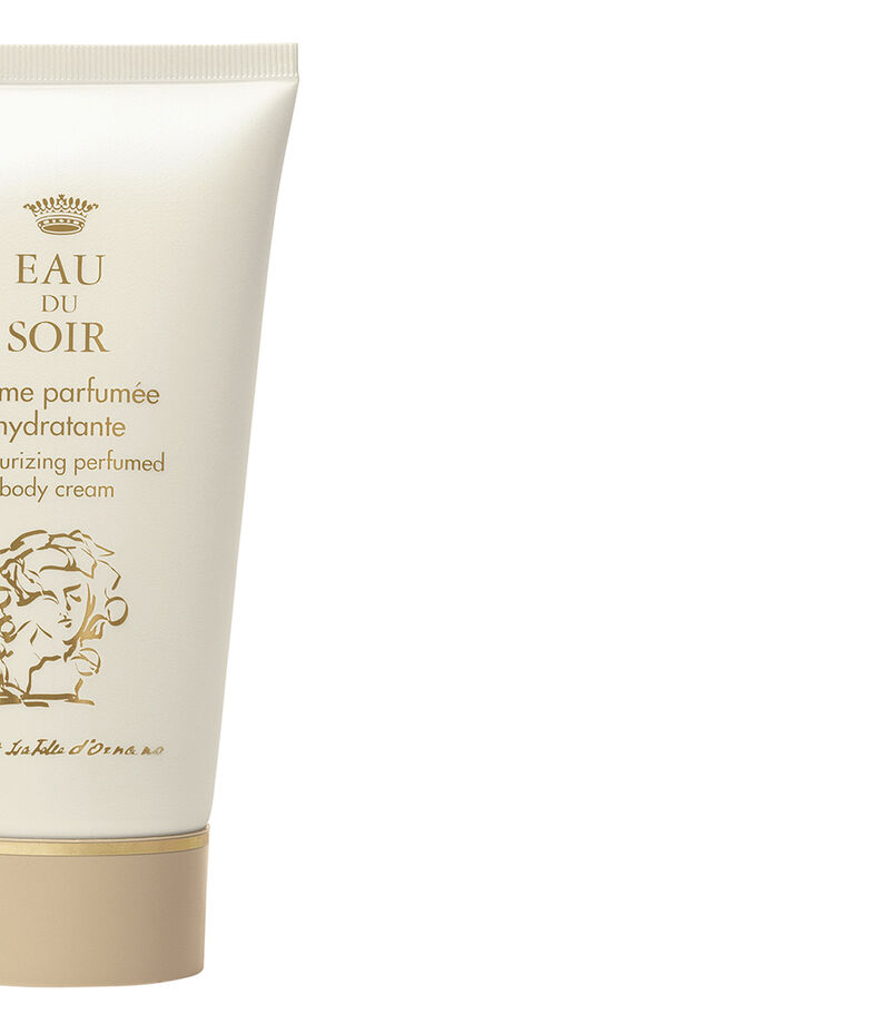 Eau du Soir Moisturizing Perfumed Body Cream, , editorial