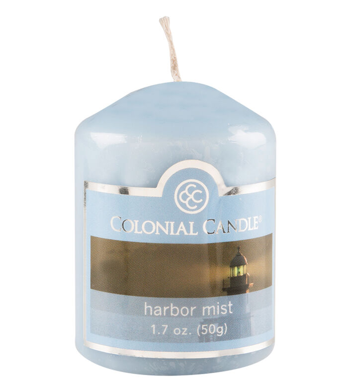 Colonial Candle Vela Votive Harbor Mist 50 g, , large