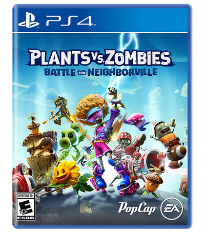 Plants vs Zombies Battle for Neighborville PS4, , large