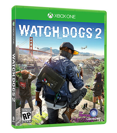 Watch Dogs 2 Le Spanish Xbox One, , large