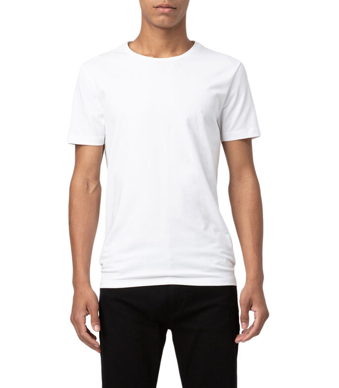 Hugo Set 2 Playeras Hombre, BLANCO, large
