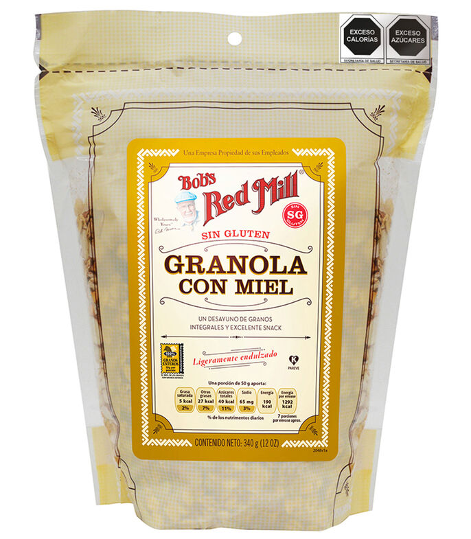Bob's Red Mill Granola sin gluten, 340 g, , large