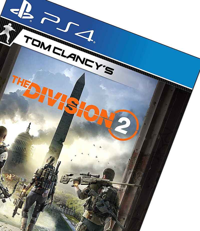 The Division 2 Tom Clancy's PS4, , editorial