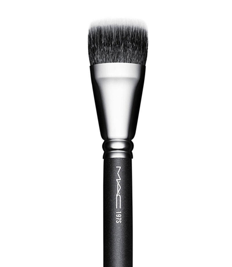 Mac Brocha para Ojos 197shs Duo Fibre Square, , editorial