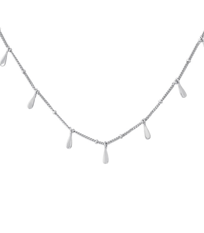 Aristocrazy Collar en plata Rush Drop Motifs Mujer, , large