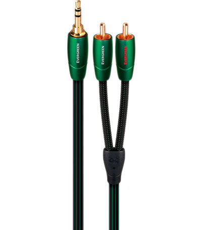 Cable Conector RCA-Mini, , large