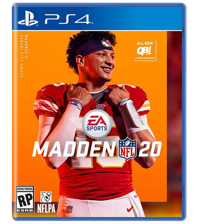 Madden NFL 20 PS4, , large