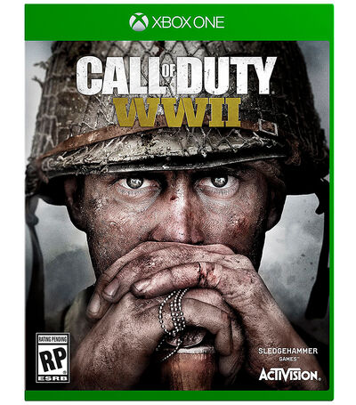 Call Of Duty World War 2 Xbox One, , large