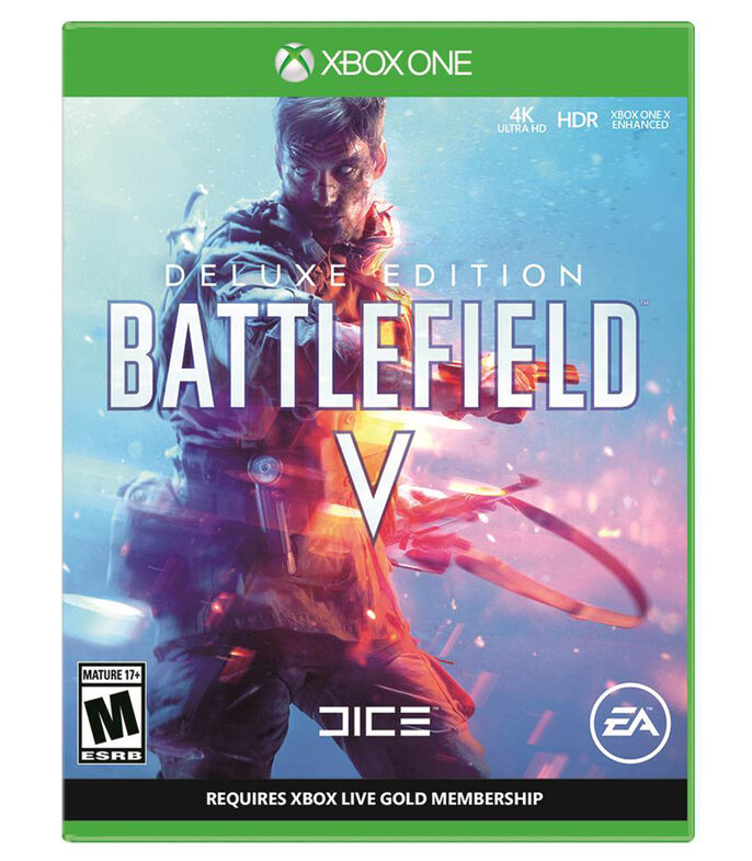 Battlefield V Deluxe Edition Xbox One, , large