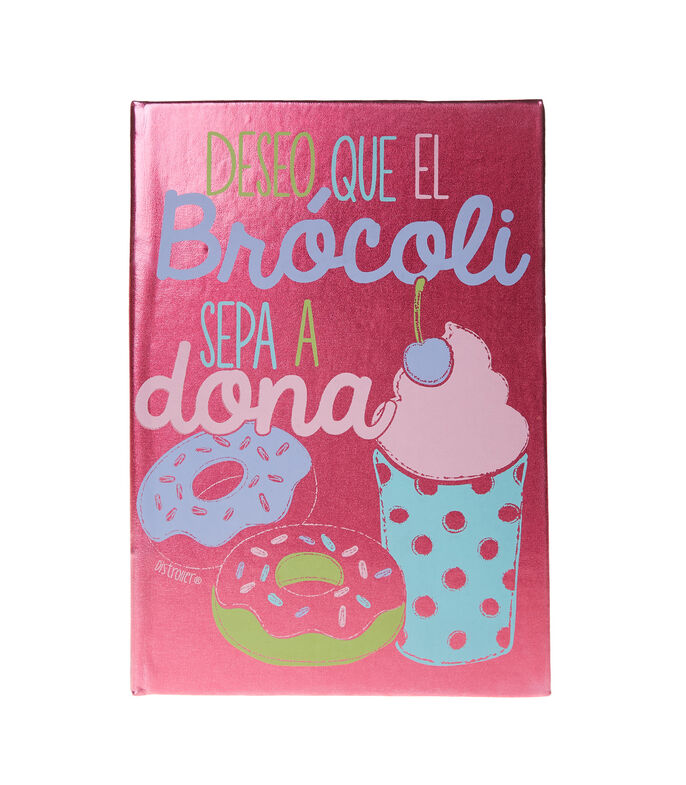 "Cuaderno ""Rosa Candy"", , large"