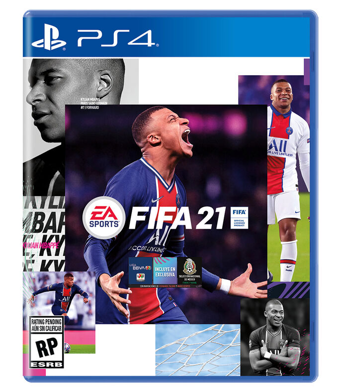 FIFA 21 PS4, , large