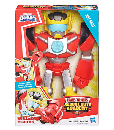 Figura Hot Shot Mega Mighties Transformers, , large