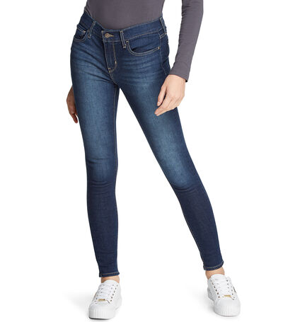 Jeans Skinny 710 Mujer, , large