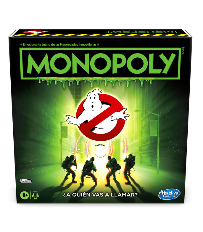 Monopoly Ghostbusters, , large
