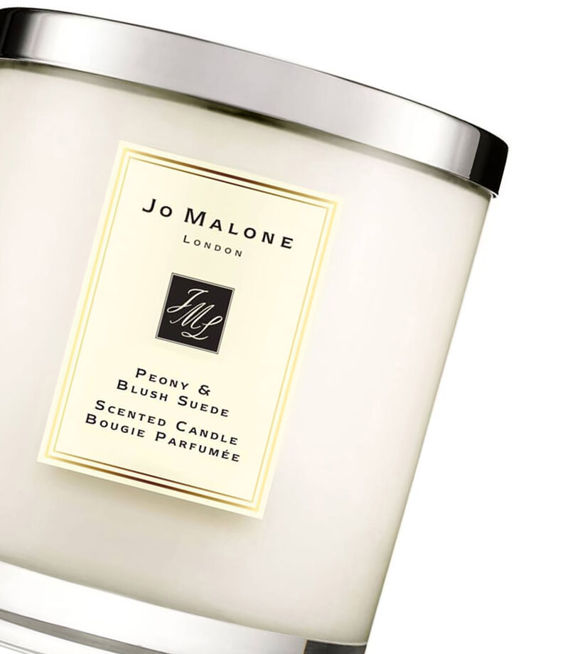 Jo Malone London Peony & Blush Suede Luxury Candle, , editorial