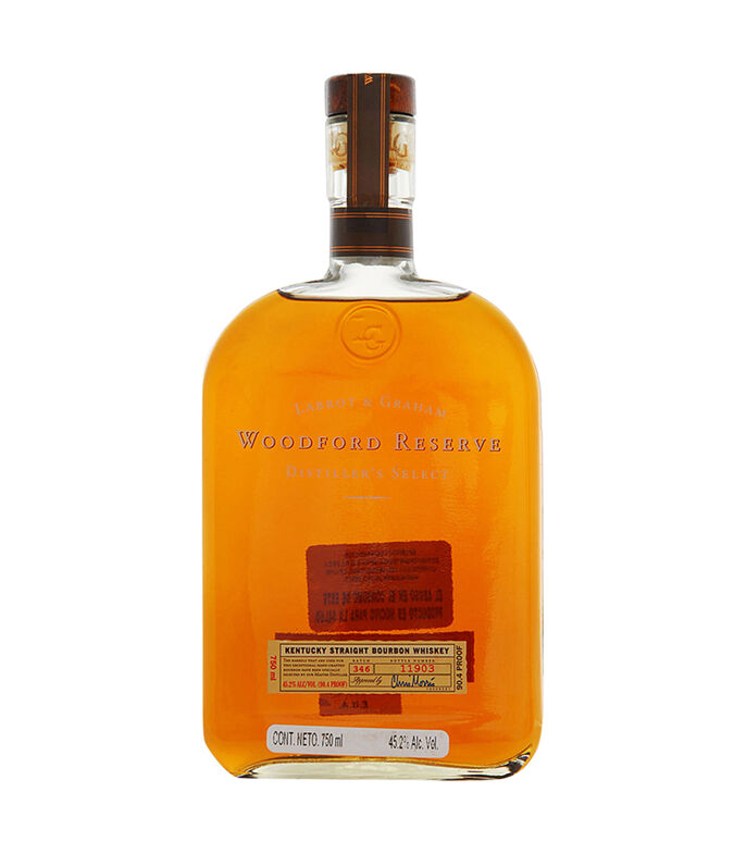 Whiskey Woodford Reserve Straight Bourbon, 750 ml, , large