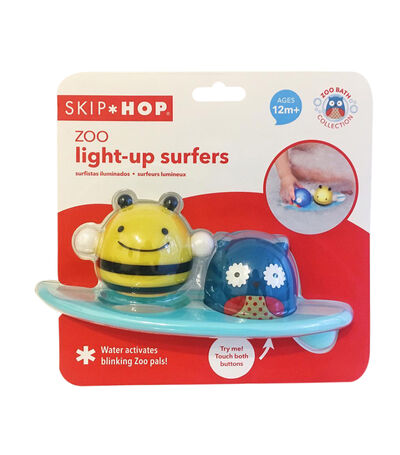 Zoo Light-up Surfers, , large