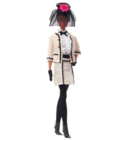 Muñeca Barbie Best to a Tea, , large