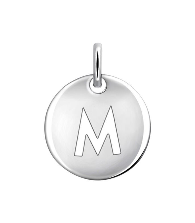 Aristocrazy Dije Charm Chapa Inicial 'M' Mujer, , large