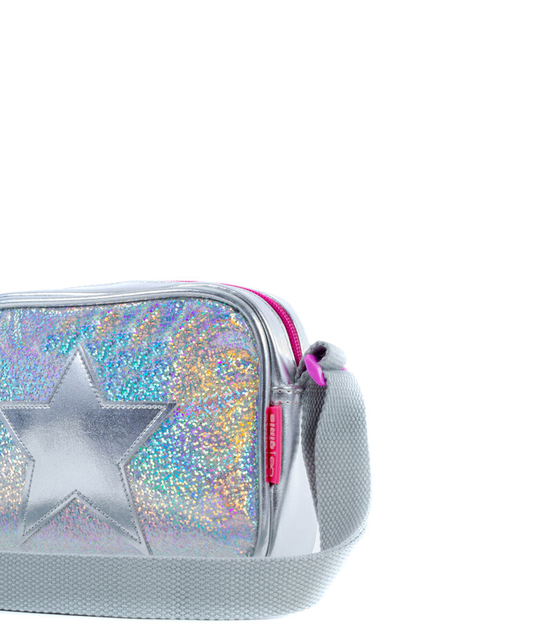 Clóe Bolso crossbody glitter, , editorial