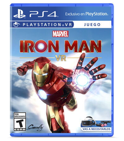 Iron Man VR PS4, , large