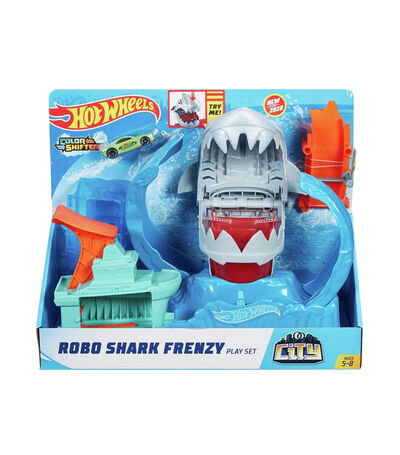 City Shifter Shark, , large
