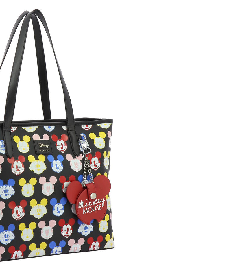 Bolso tote Mickey Mouse, MULTICOLOR, editorial