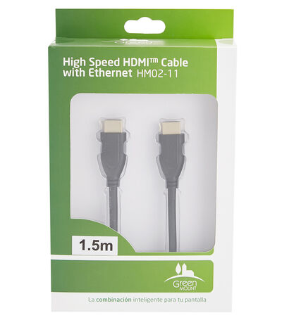 Cable HDMI High Speed 1.5 m, , large