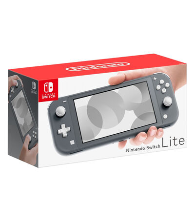 Consola Nintendo Switch Lite 32 GB Gris, , large