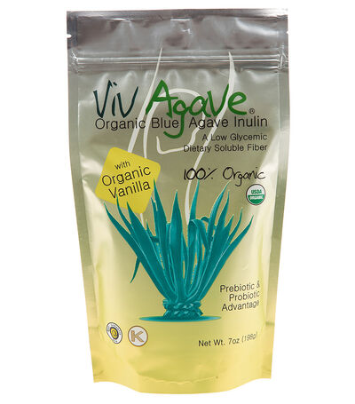 Inulina de Agave Orgánico, 198 gr, , large