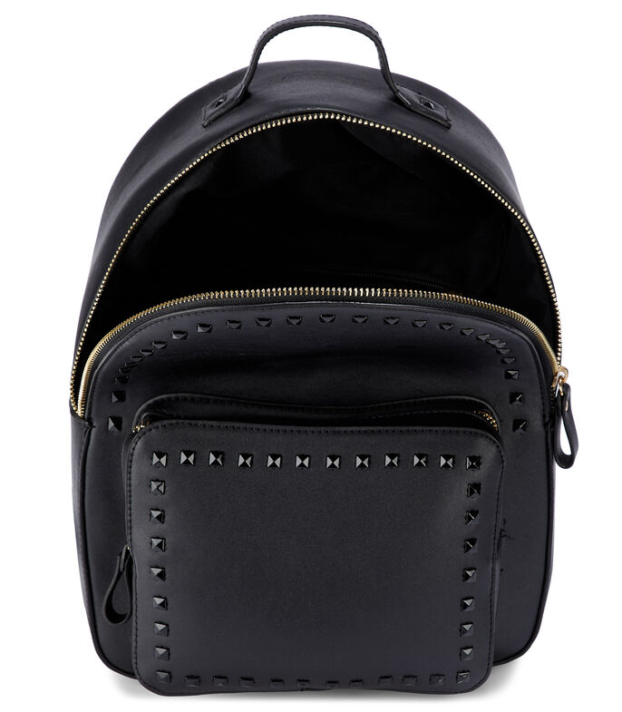 Springfield Bolso backpack, NEGRO, large