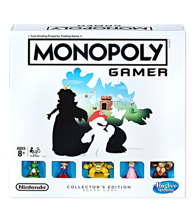 Monopoly Gamer Collectors Nintendo, , large