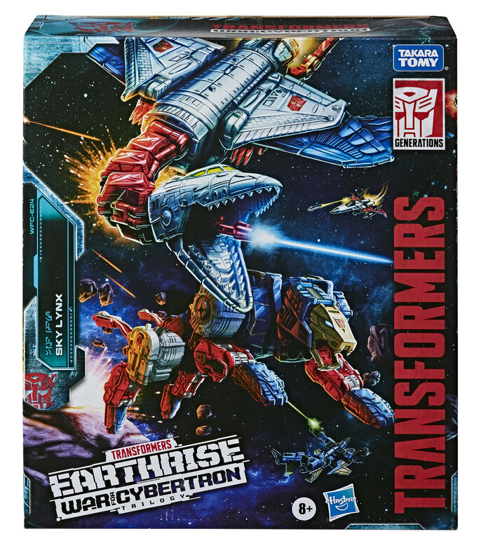 War for Cybertron: Earthrise - WFC-E24 Sky Lynx, , large