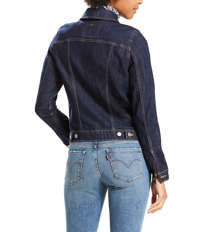 Levi's Chamarra Mujer, , large