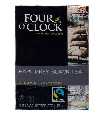 Early Grey Black Tea Four O'Clock 32 g, , large