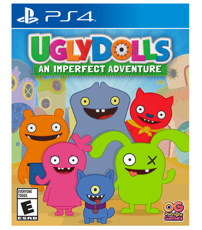 UglyDolls An Imperfect Adventure para PS4, , large