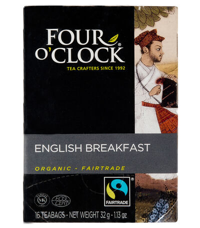 Té Negro Breakfast Four O'Clock, 32 g, , large