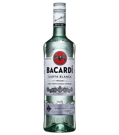 Ron Bacardí Blanco, 750 ml, , large
