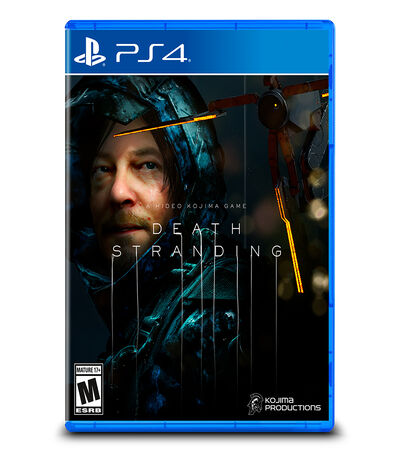 Preventa Death Stranding PS4, , large